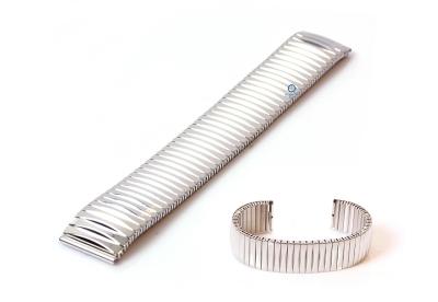 20mm Edelstahlzugband -silber