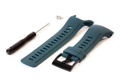 Suunto 5 Silicone strap - blau