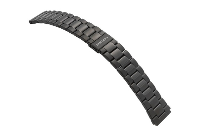 Samsung Galaxy Uhrenarmband - schwarz Stahl (42mm)