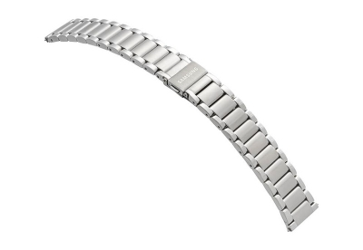 Samsung Galaxy Active2 Uhrenarmband - silber Stahl (44mm)