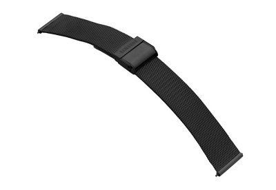 Samsung Galaxy Active2 Uhrenarmband - Mesh schwarz (40mm)