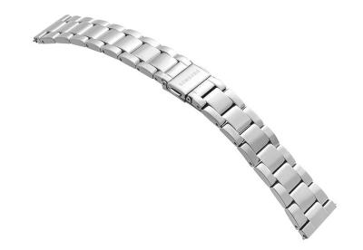 Samsung Galaxy Active2 Uhrenarmband - silber Stahl (40mm)