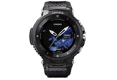 Casio Pro Trek Uhrenarmband WSD-F30-BK