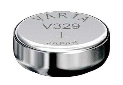 Varta V329/SR731SW - uhrenbatterie