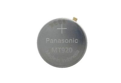 Knopfzelle MT920 wiederaufladbar (mit Öse)