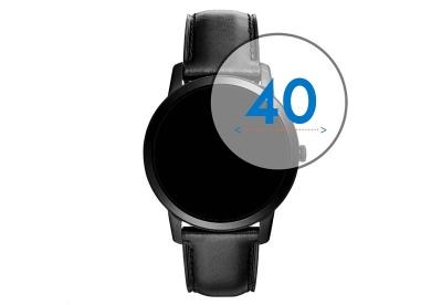 Universeller Displayschutz 40mm