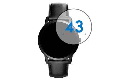 Universeller Displayschutz 43mm