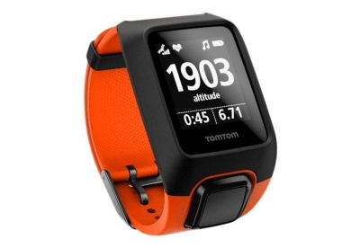 Originall TomTom adventurer Uhrarmband Orange