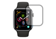 Apple Watch 4 Displayschutzfolien curved - 44mm