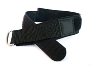 Klettband 18mm schwarz