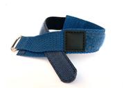 Klett-Band 22mm Blau/schwarz